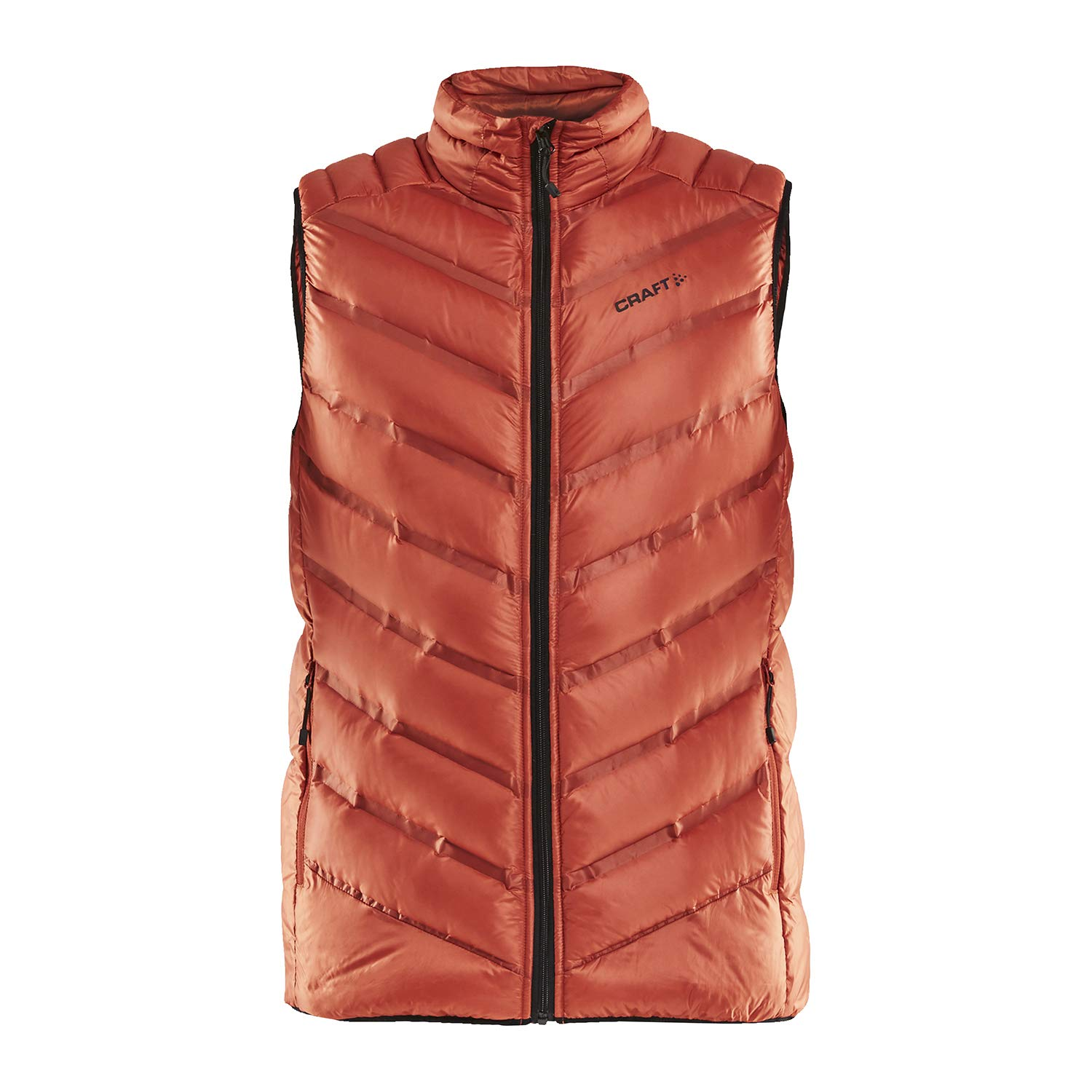 Craft Men's Light Down Vest- Packable, Thermo-Bonded Channels