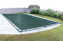 Robelle 391836R Supreme Plus Winter Pool Cover for In-Ground Swimming Pools, 18 x 36-ft. In-Ground Pool
