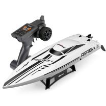 Cheerwing RC Racing Boat Large Brushless Remote Control Boat 30mph High Speed for Adults Kids