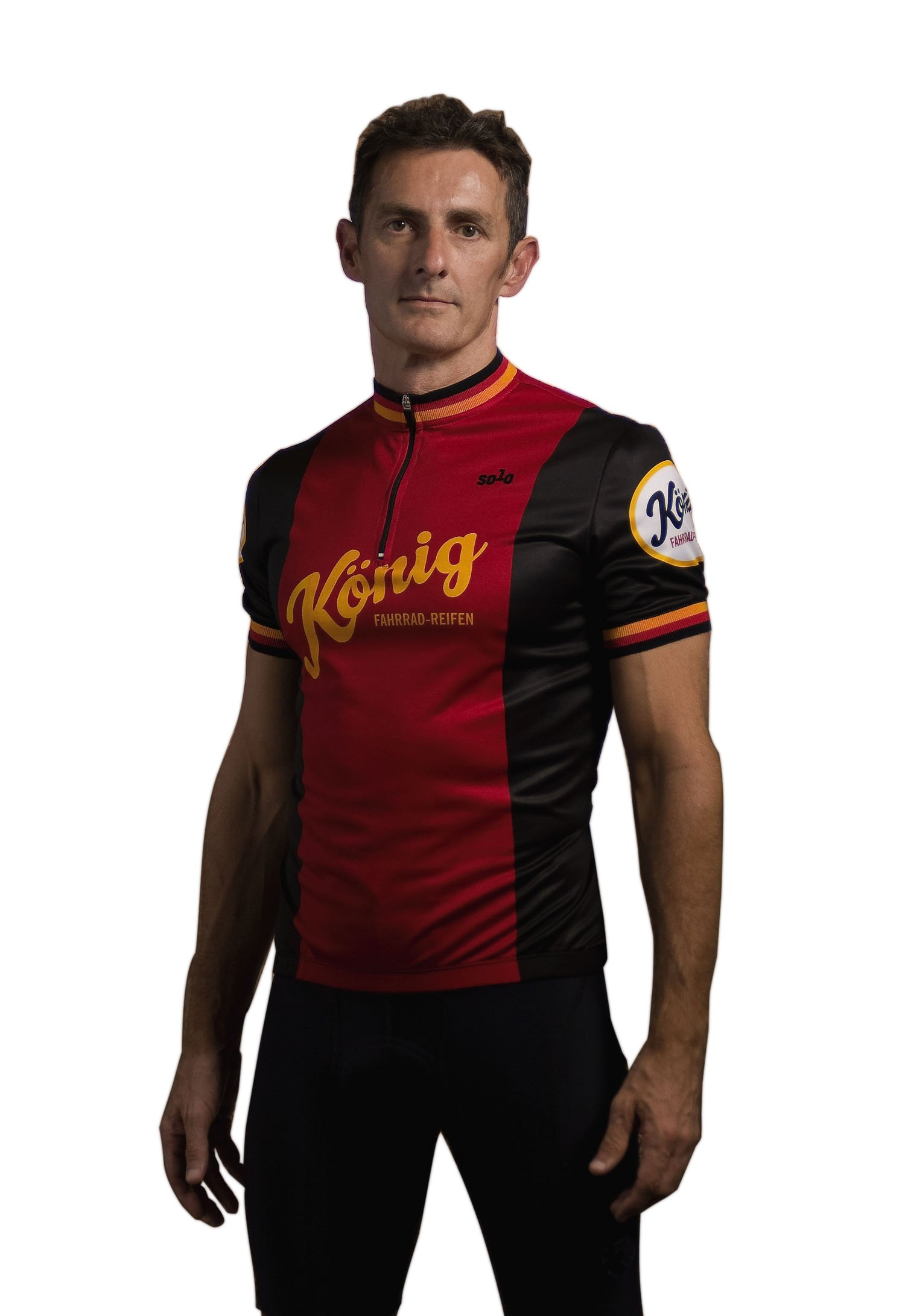 Solo Cycle Clothing Konig Classique Cycling Jersey