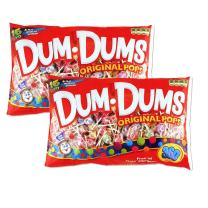 Dum Dums - 360 count bag packed 2s