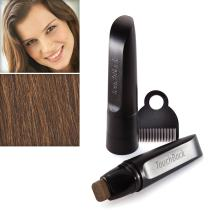 TouchBack PRO Gray Root Touch Up Marker Applicator - Real Hair Color Light Brown