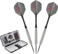Viper V-Factor 90% Tungsten Steel Tip Darts with Storage/Travel Case