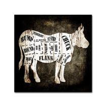 Butcher Shop II by LightBoxJournal, 24x24-Inch Canvas Wall Art