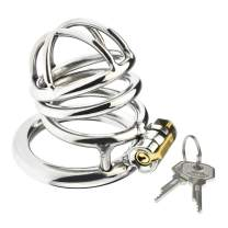Raycity Male Chastity Cage Device (50mm Ring) 119