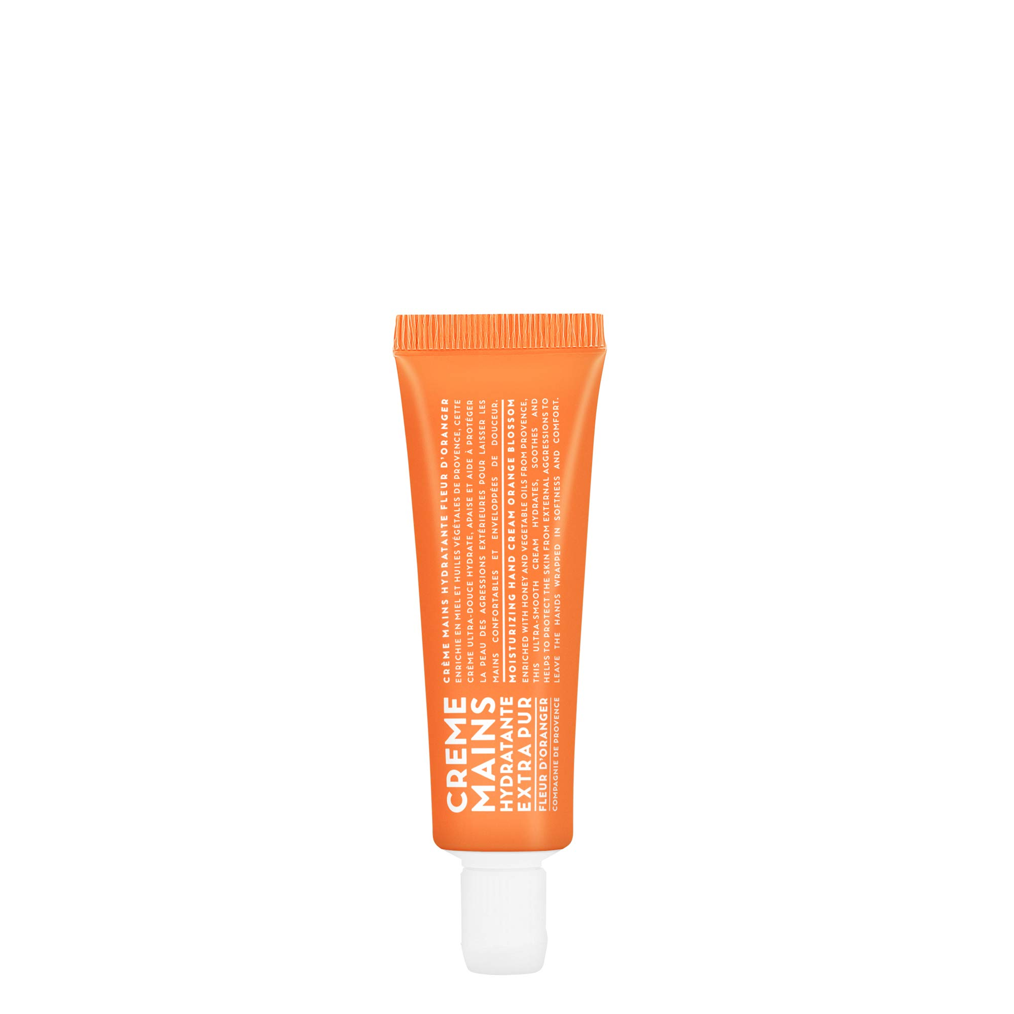 Compagnie de Provence Travel Hand Cream Extra Pure - Orange Blossom - 1 Fl Oz Tube