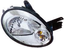 Dorman 1591945 Passenger Side Headlight Assembly For Select Dodge Models