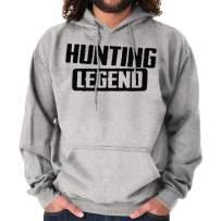 Hunting Legend Deer Buck Doe Sport Hunter Hoodie