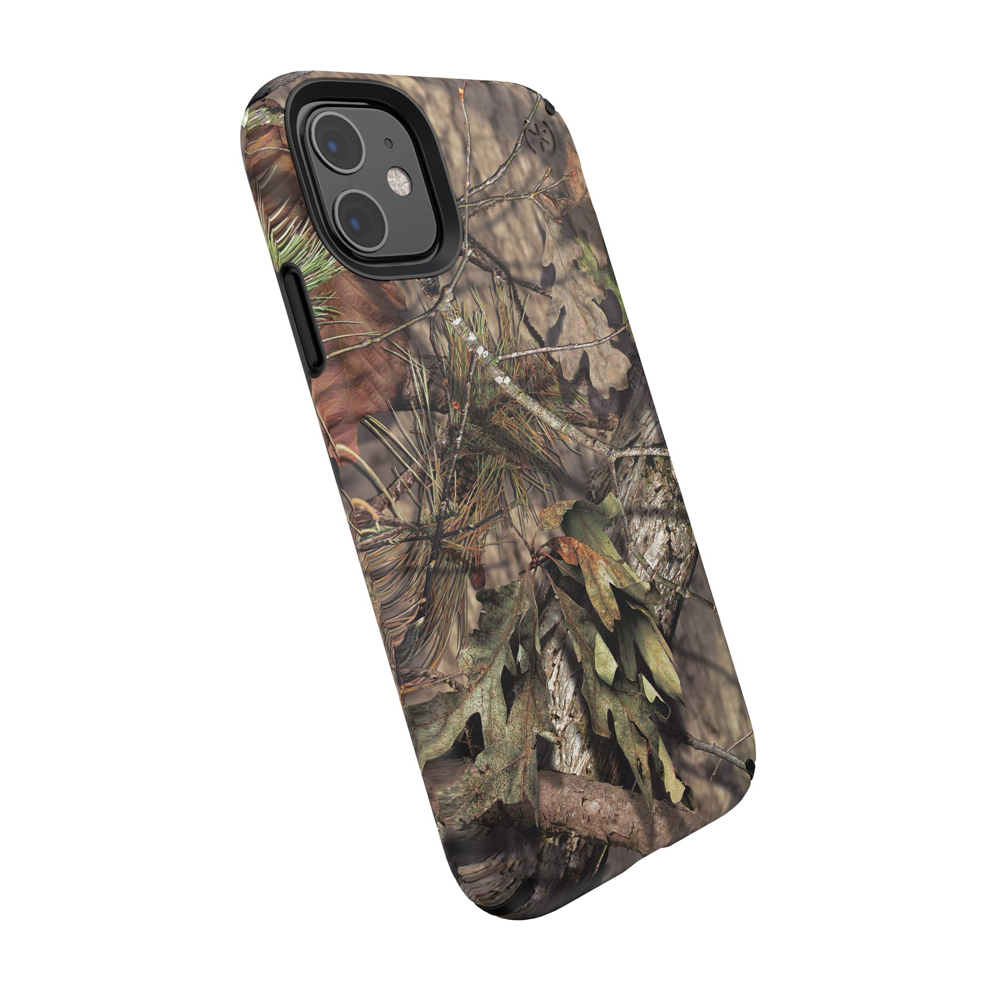 Speck Presidio Inked iPhone 11 Case, Mossy Oak Break-Up Country/Black