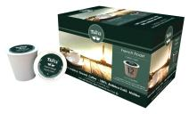 Cafe Tastlé French Roast Single Serve Coffee, 48 Count (Pack of 4)