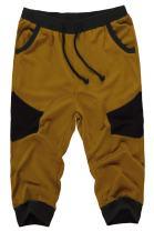 COOFANDY Men's 3/4 Casual Sport Shorts with Pockets for Men Harem Training Jogger Sport Short Baggy Pants