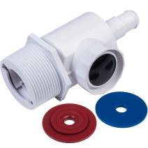 BlueStars Ultra Durable 9-100-9001 Pool Cleaner UWF Connector Replacement Part Exact Fit for Zodiac Polaris Pool Cleaners