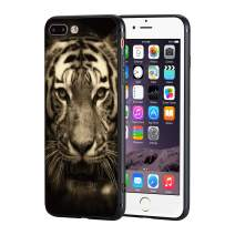 iPhone 11 Case for Men,Soft TPU iPhone 11 Cases, Tiger Back Designed Pattern for Boys Case for iPhone 11, 11 Protective Case for iPhone 6.1 Inch