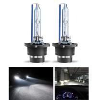 D4S HID Headlight Bulbs Xenon Replacement 6000K