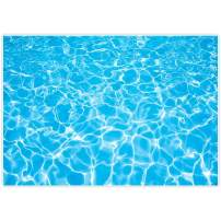 Allenjoy 7x5ft Photography backdrops Party Summer Swimming Pool Splash Water Ripple Birthday Banner Photo Studio Booth Background Newborn Baby Shower photocall