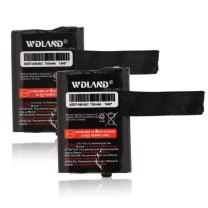 WDLAND 3.6V 700mah Nickel Metal Hydride Two-Way Radio Rechargeable Battery Pack for Motorola GMRS/FRS Motorola M53617 / 53617, KEBT-086-A, KEBT-086-B, KEBT-086-C, KEBT-086-D (Pack of 2) …