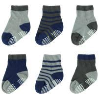 New Born Infant Crew Casual Walker Socks For Baby Girls Boot Socks 12-24 Months Pack of 4 Socks For Girls