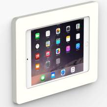 VidaMount White On-Wall Tablet Mount Compatible with iPad Mini 1/2/3