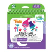 LeapFrog LeapStart Solve It All with Poppy & Branch Activity Book, Level 3, Great Gift For Kids, Toddlers, Toy for Boys and Girls, Ages 4, 5, 6, 7