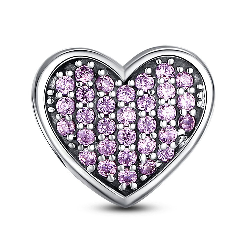 """Glamulet 925 Sterling Silver Personalized Photo Charms""""Forever Memory"""" Customized Beads For Bracelet"""