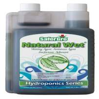 Safergro Natural Wet Certified Organic Wetting Agent Concentrate, 1-Quart
