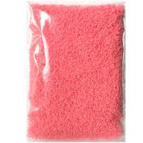 50 g Glow in The Dark Gravel Fluorescent Sand Photoluminescent Grain Wall/Craft/Resin Jewelry Decor Luminous Graffiti Pigment (Pink)