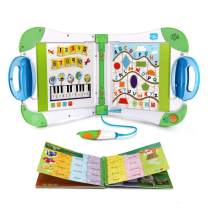 LeapFrog LeapStart Interactive Learning System, Green, Great Gift For Kids, Toddlers, Toy for Boys and Girls, Ages 2, 3, 4, 5, 6, 7