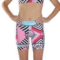 Zoot Women's LTD 7-Inch Cycle Shorts - High Performance Cycle Shorts with TMF Chamois