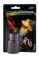 Mehron Makeup Liquid Face and Body Paint (1 oz) (PURPLE)