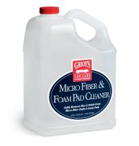 Griot's Garage 11067 Micro Fiber and Foam Pad Cleaner Gallon