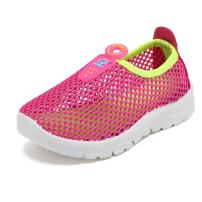 CIOR Toddler Kids Water Shoes Breathable Mesh Running Sneakers Sandals for Boys Girls Running Pool