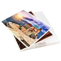 Elegance Velvet 13 in x 19 in, 25 Sheets is a Premium Matte 310 gsm, Cold Pressed Bright White Museum Grade Fine Art Inkjet Paper, Compatible with Most Dye-Based and Pigment Printers