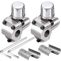 BPV-31 Bullet Piercing Tap Valve Kits Compatible with 1/4 Inch, 5/16 Inch, 3/8 Inch Outside Diameter Pipes, Replace for AP4502525, BPV31D, GPV14, GPV31, GPV38, GPV56, MPV31 (2 Sets)