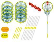 Park & Sun Sports Disc Golf Target Hoop and Accessory Set: Super Loop