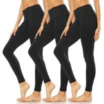 iaoja Leggings for Women—High Waisted Buttery Soft Tummy Control Women's Workout Leggings Yoga Pants