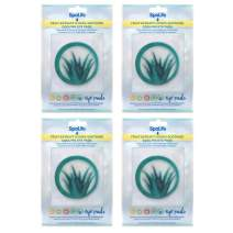 Spa Life Aloe Fruit Extract Hydro Soothing Cooling Eye Pads 48 pads