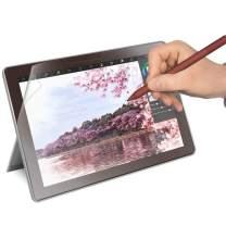 ELECOM Paper Feel Screen Protector Compatible with Surface Go Anti Glare, Anti-Fingerprint, Easy Installation/Bond Type/TB-MSG18FLAPL