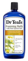 Dr Teal's Foaming Bath, Chamomile, 34 Fluid Ounce