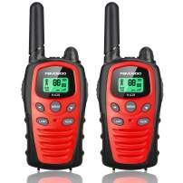 FAYOGOO Toys for 5-12 Year Old Boys, Walkie Talkies Gift for Kids, Teen Girl Gift, 22 Channel FRS/GMRS Two Way Radio Toys, 3 Miles Range for Outdoor Camping, Hiking