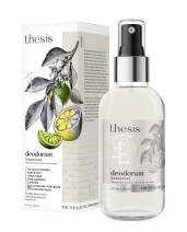 Thesis All Natural Organic Deodorant Spray - Long Lasting Protection - Non Toxic, Paraben and Aluminum Free