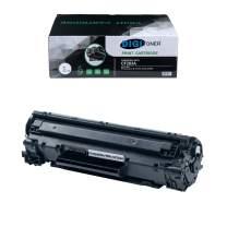 DIGITONER Compatible HP CF283A Toner Cartridge – CF283A High Yield Toner Cartridge Replacement for HP Laser Printer – Black [1 Pack]