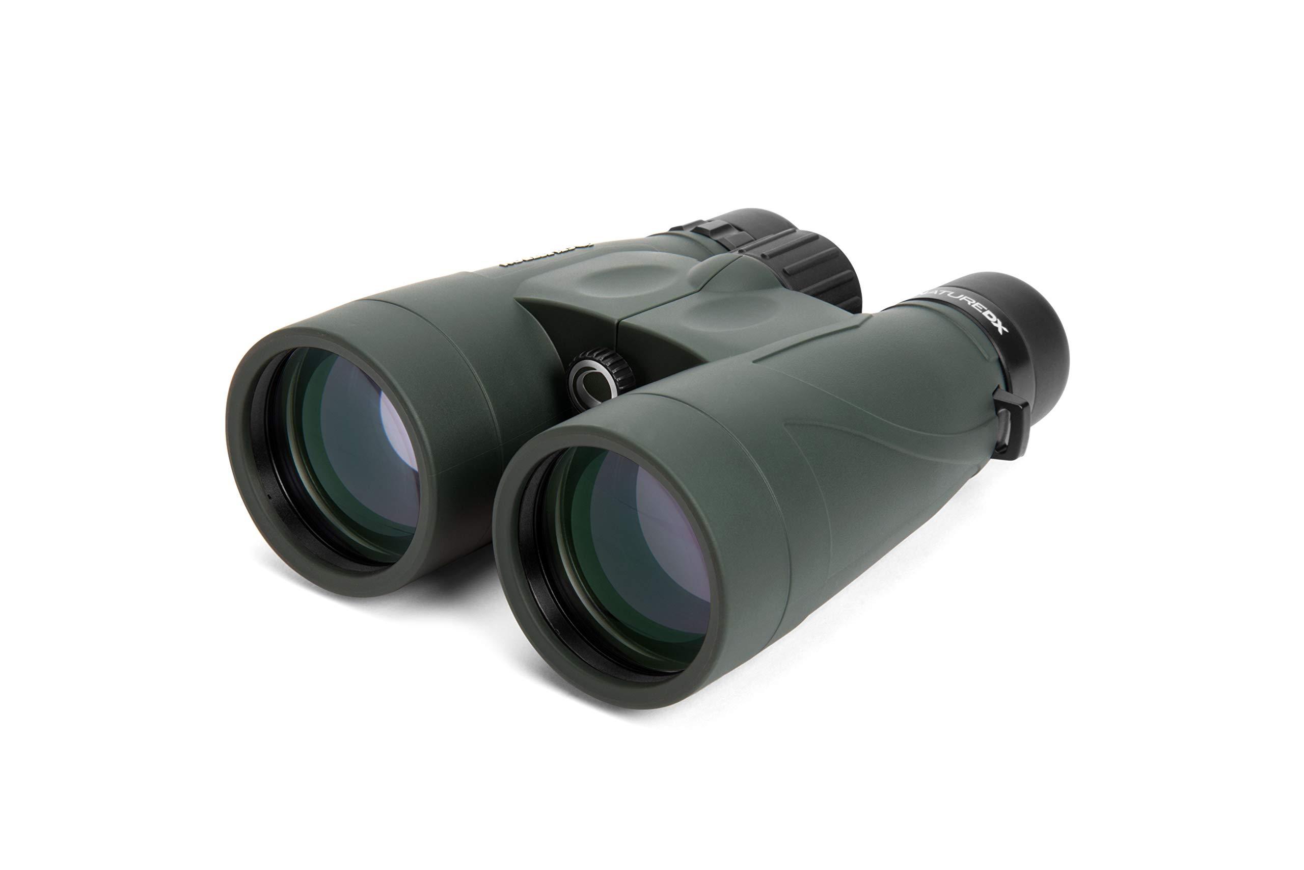 Celestron 71335 Nature DX 10x56 Binocular (Green)
