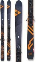 Fischer Ranger 85 Skis w/MBS 11 Powerrail Bindings Mens