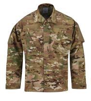 Propper ACU Coat New Spec Nylon Cotton Tactical Army Uniform Shirt - Multicam - F5495