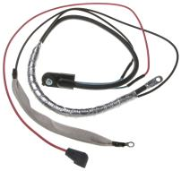 ACDelco 2SD42XE Professional 2 Gauge Positive Side Terminal Battery Cable with Auxiliary Leads