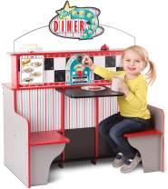 Melissa & Doug Star Diner Restaurant
