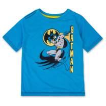 Batman Boys Shirt Kids T-Shirt Superhero Tee