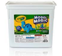 Crayola Model Magic, Pastel Colors, Modeling Clay Alternative, 2 lb. Bucket