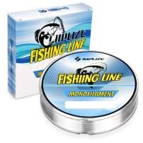 SAPLIZE Monofilament Fishing Line, Super Strong Strength Fishing Line, 6lb-30lb, 300Yds MN01 Series