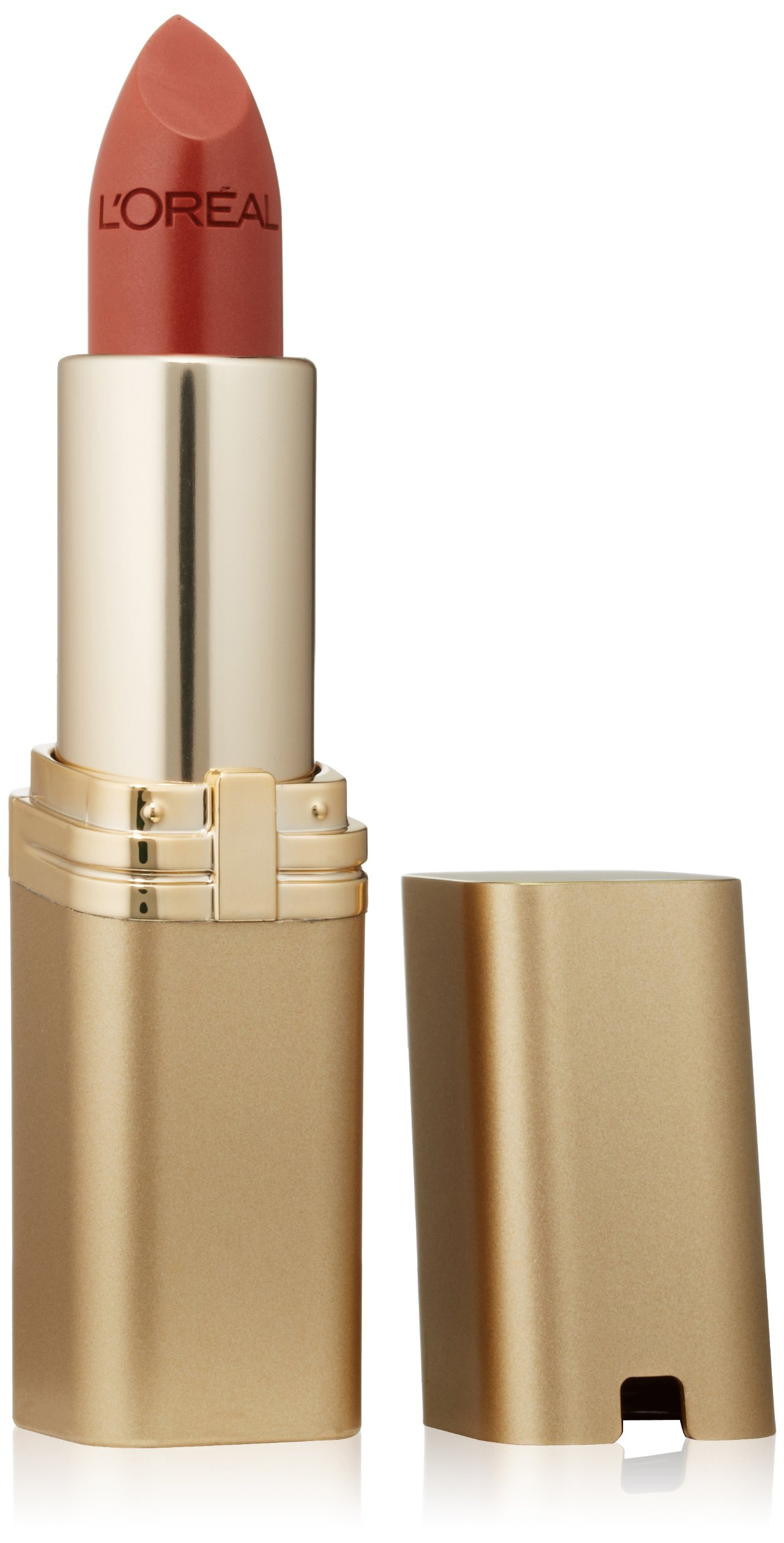 L'Oreal Paris Makeup Colour Riche Original Creamy, Hydrating Satin Lipstick, 850 Brazil Nut, 1 Count